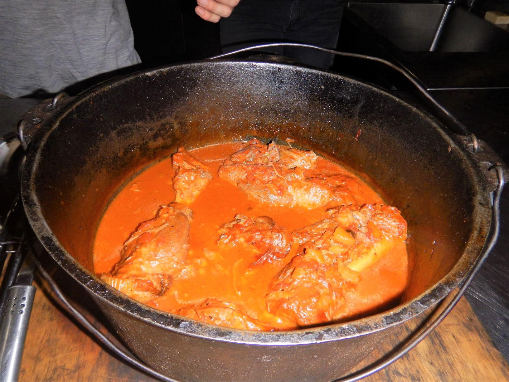 キャンプで振るまわれる美味しい料理の一例