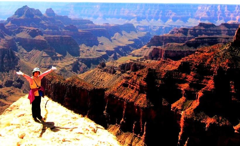 地球の20億年以上の歴史が刻まれるグランドキャニオン