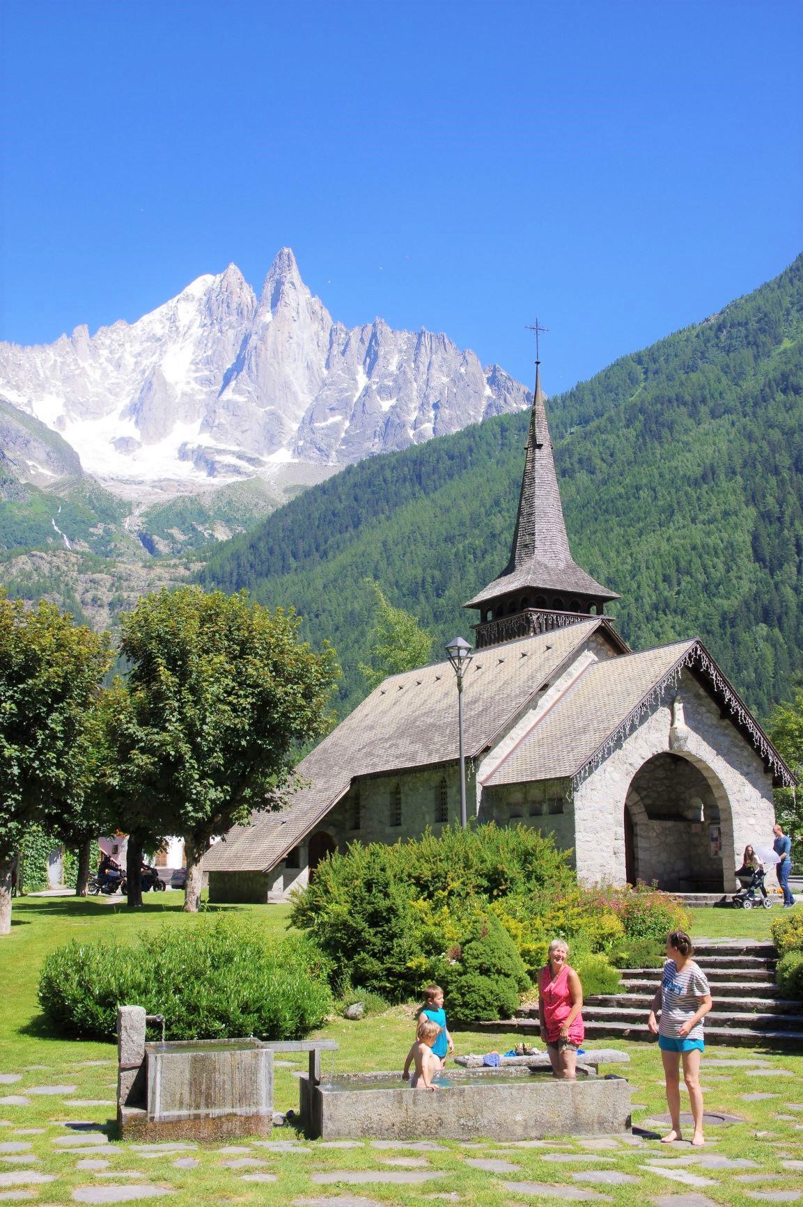 プラの教会