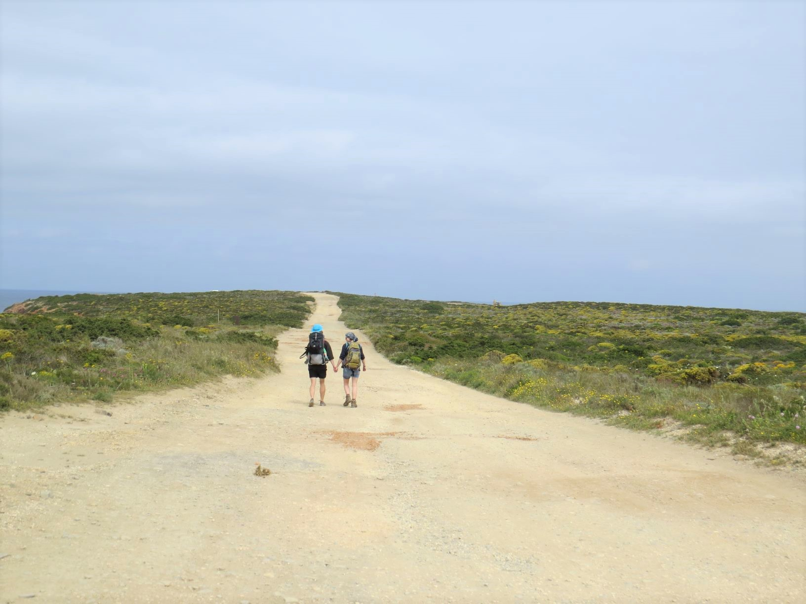 近年、注目を集めるロングトレイル「ロタ・ヴィンセンティナ」のハイライトを歩く(6日目)
