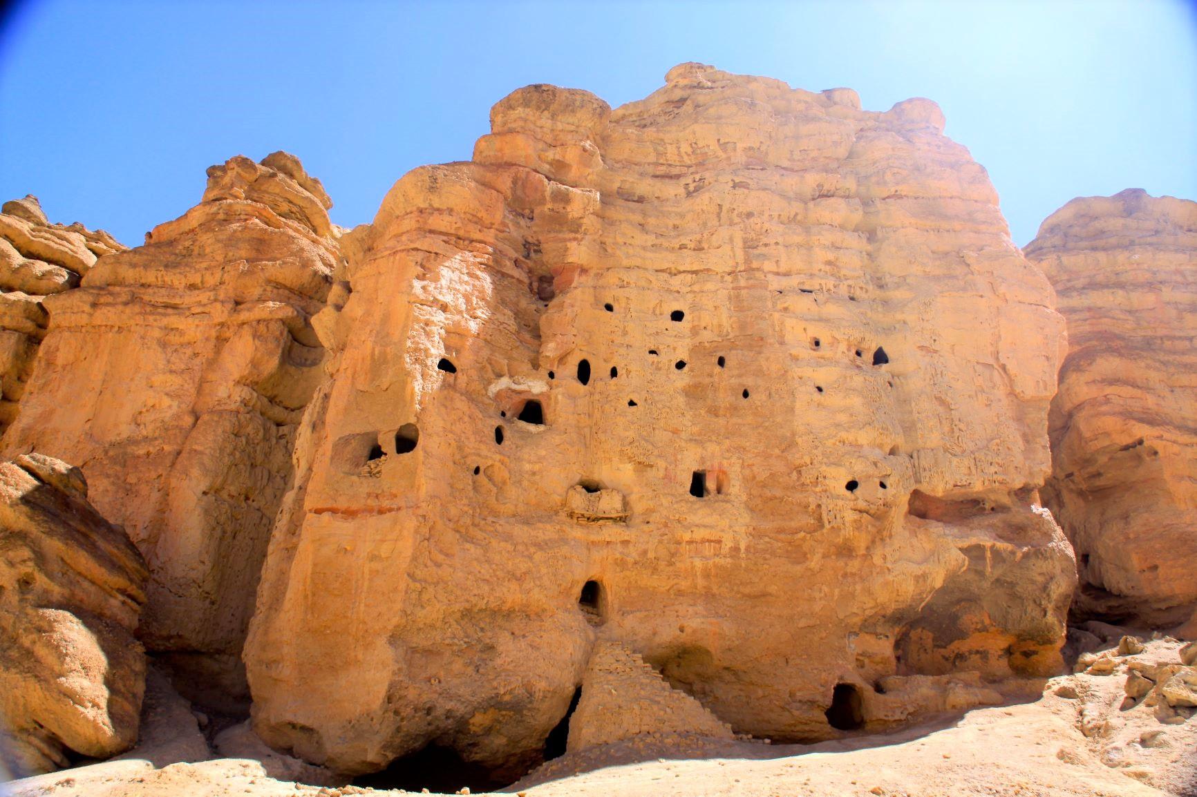 チョサルの洞窟(5日目)