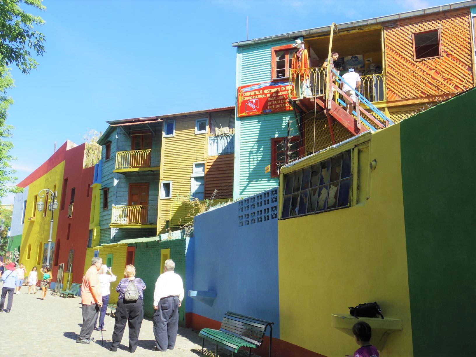 ブエノスアイレスを散策