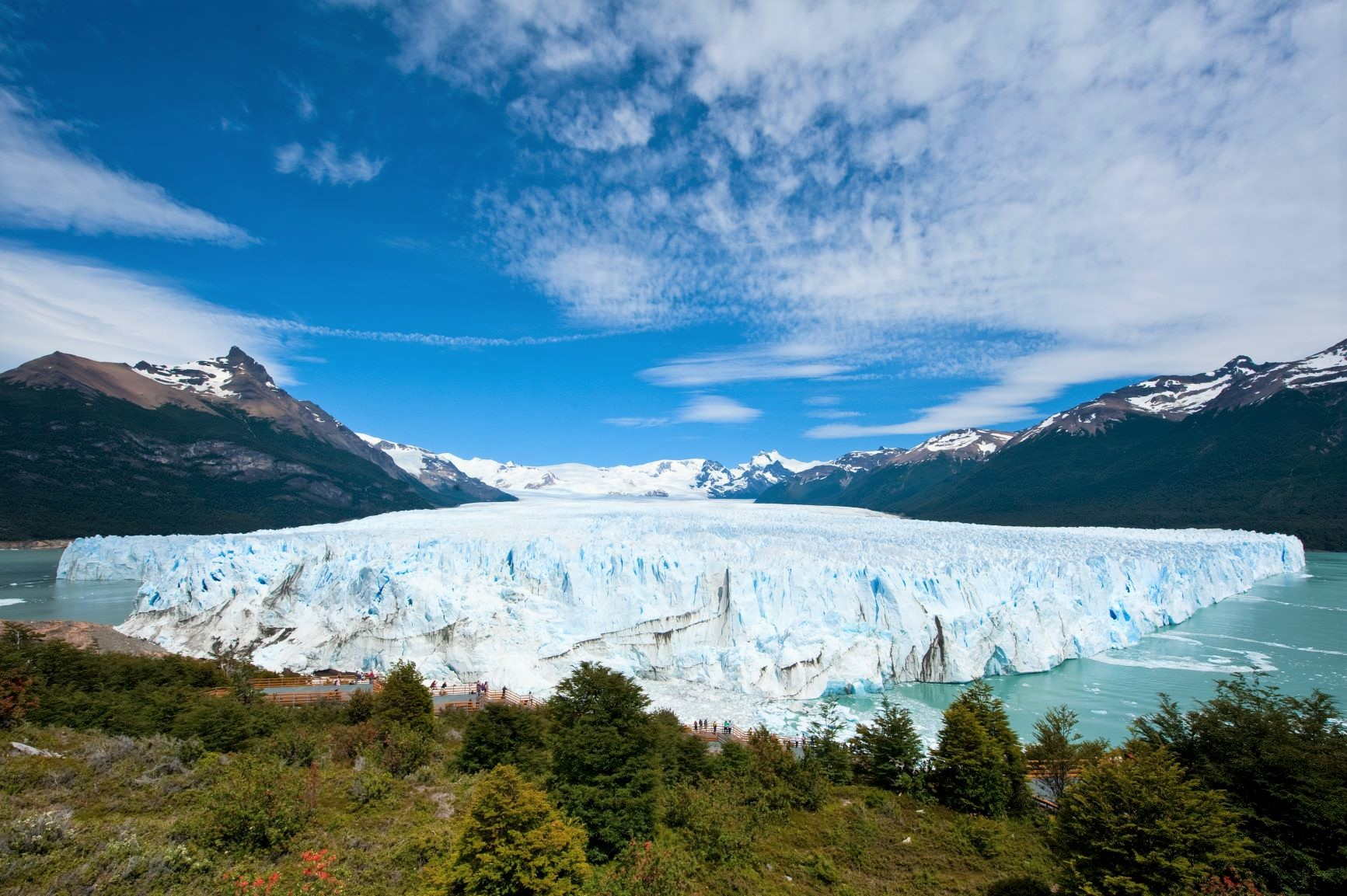圧倒的なスケールで迫る、迫力のペリトモレノ氷河(4日目)