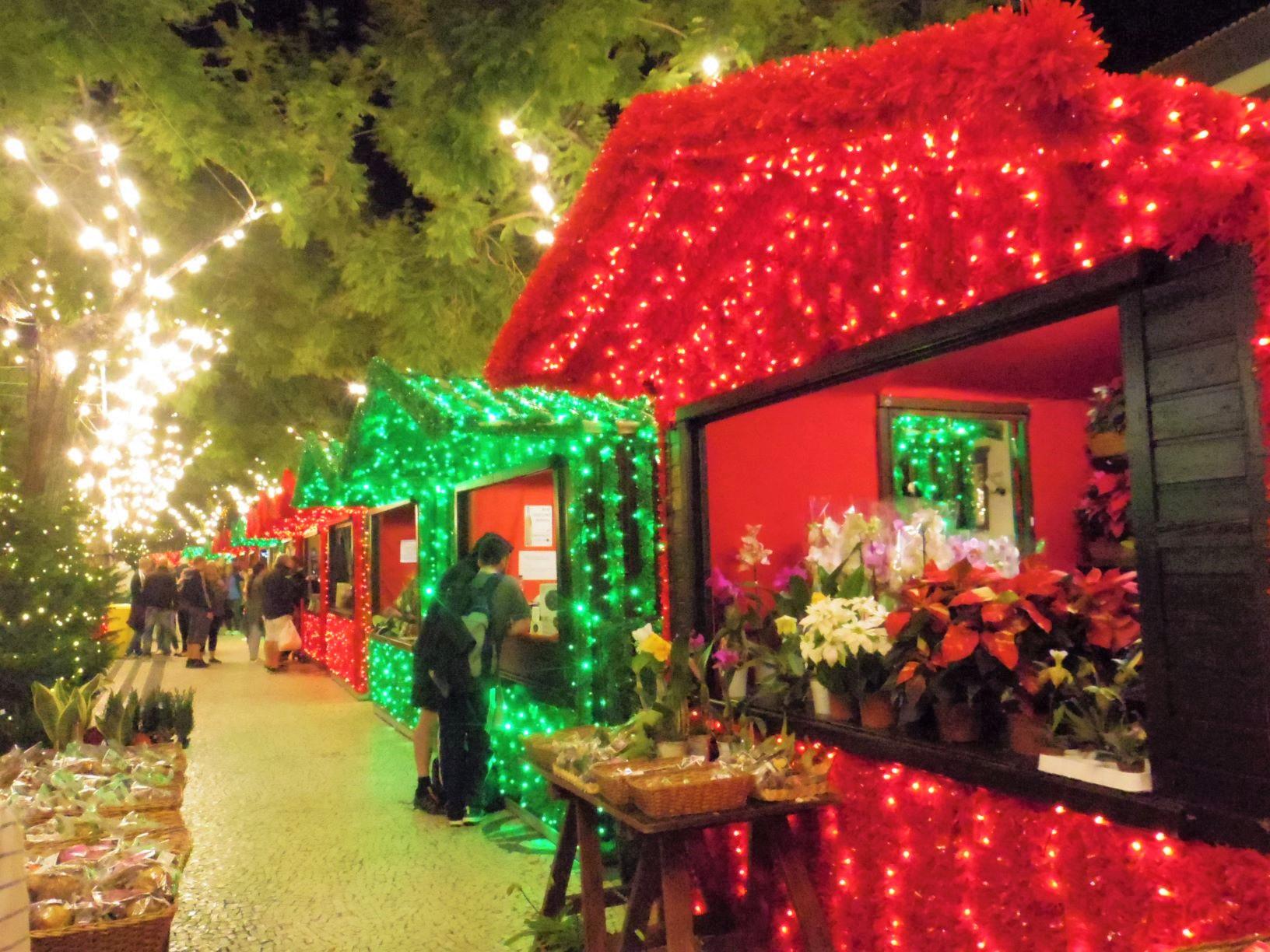 クリスマスマーケット(9日目)