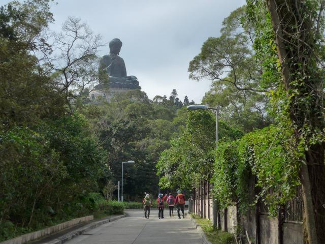 昂坪(ゴンピン)の天壇大仏