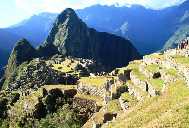 インカ・トレイルのハイライトを日帰りで歩き、徒歩でマチュピチュ遺跡へ(5日目)