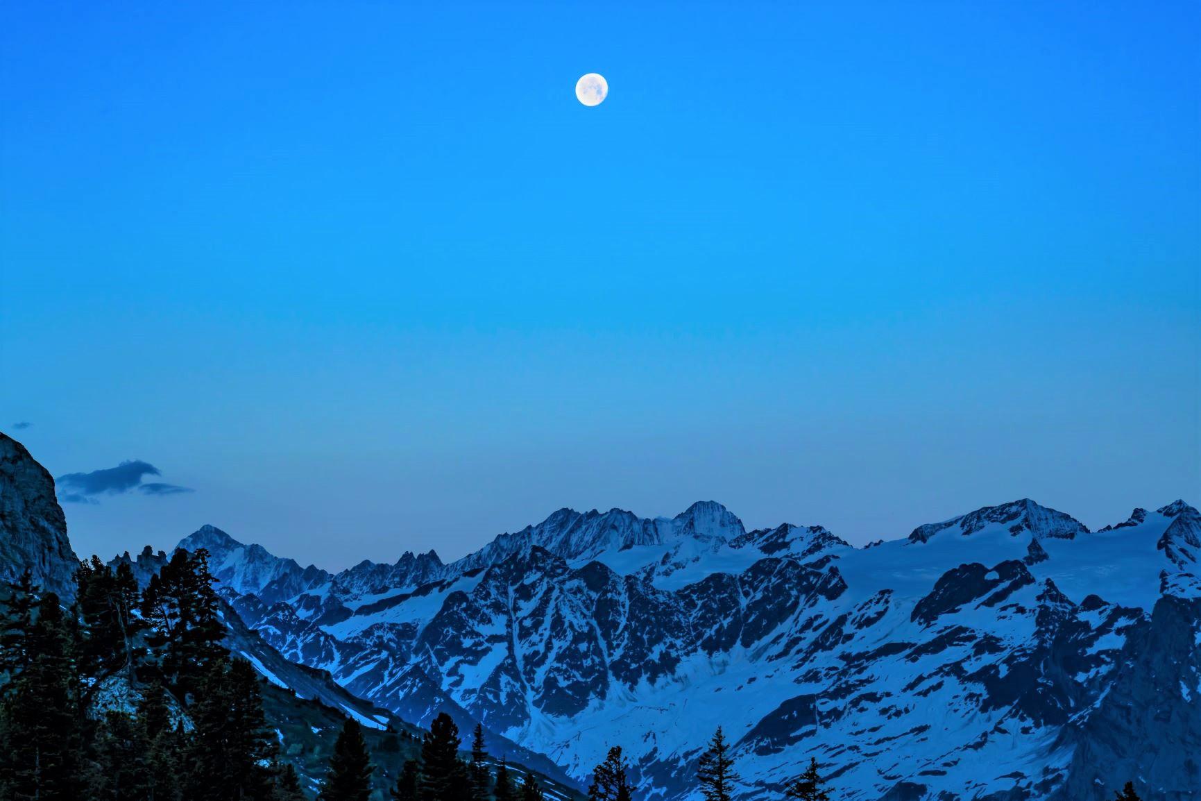 山中に泊まるからこそ体験できるひととき(2日目)