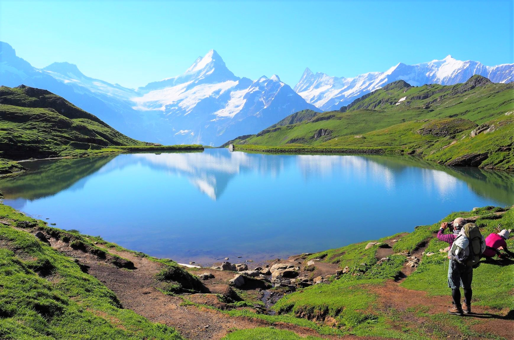 山上の湖バッハアルプゼー(3日目)