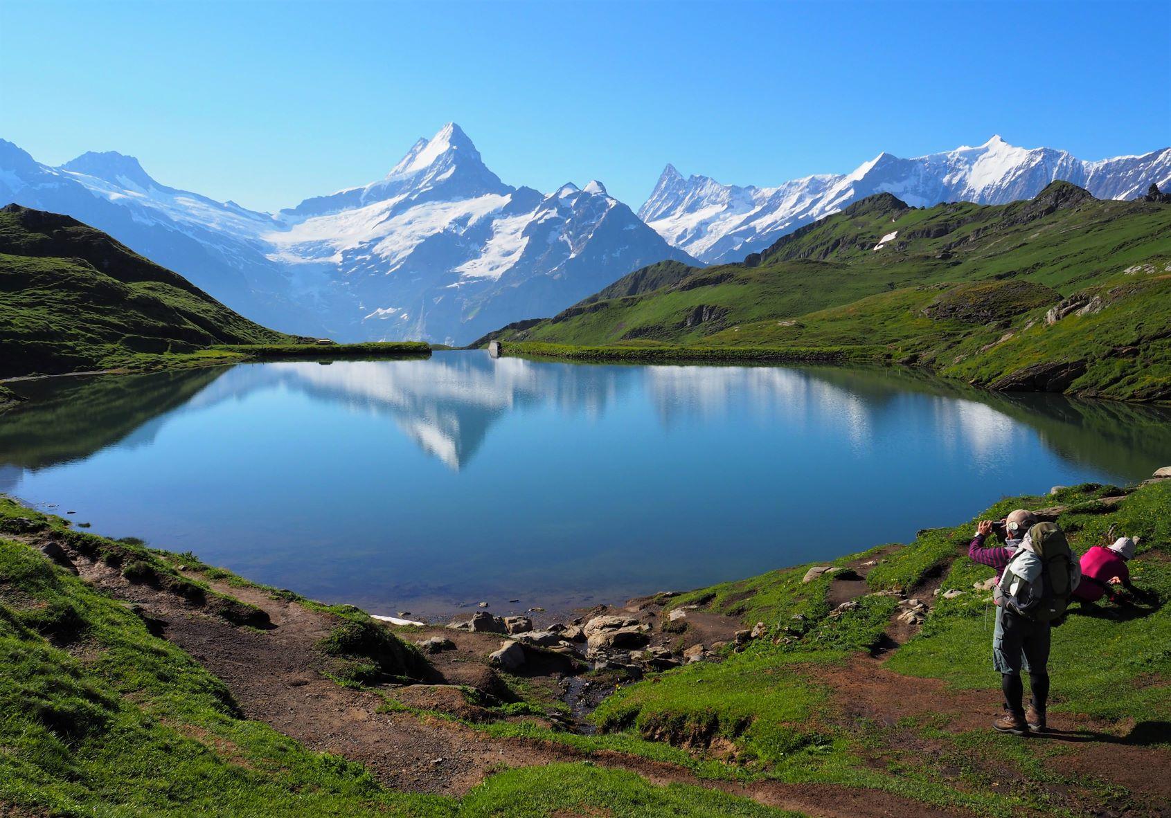山上湖バッハアルプゼー