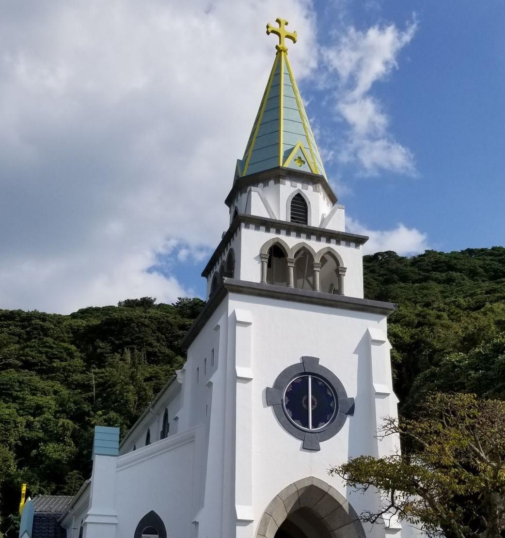 久賀島の浜脇教会