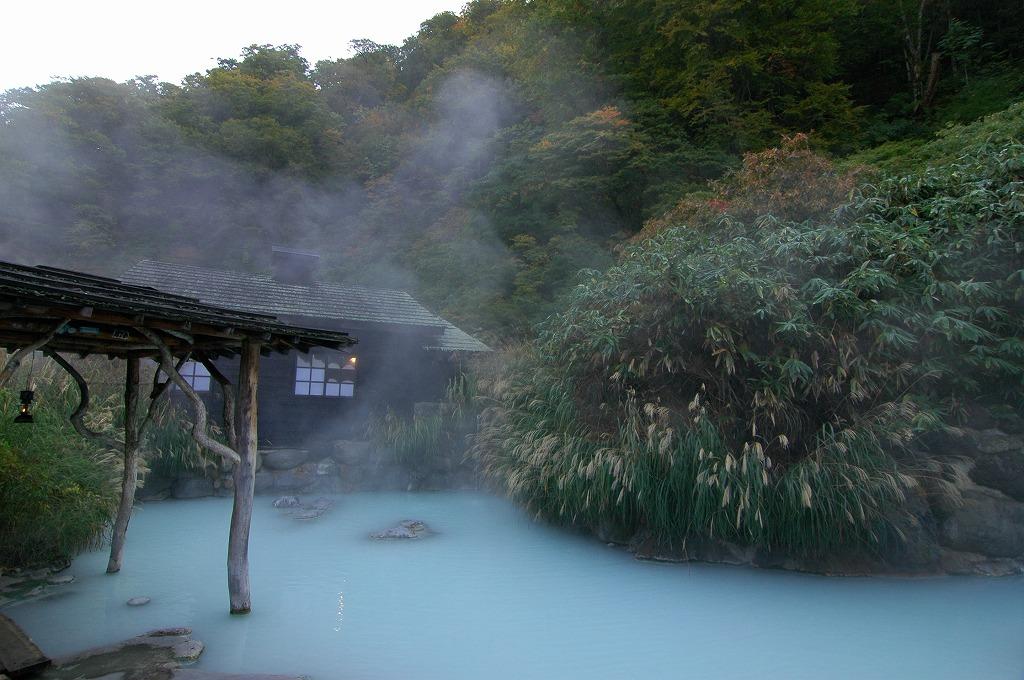 乳頭温泉 鶴の湯