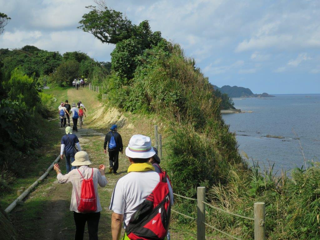 能登半島珠洲岬自然歩道