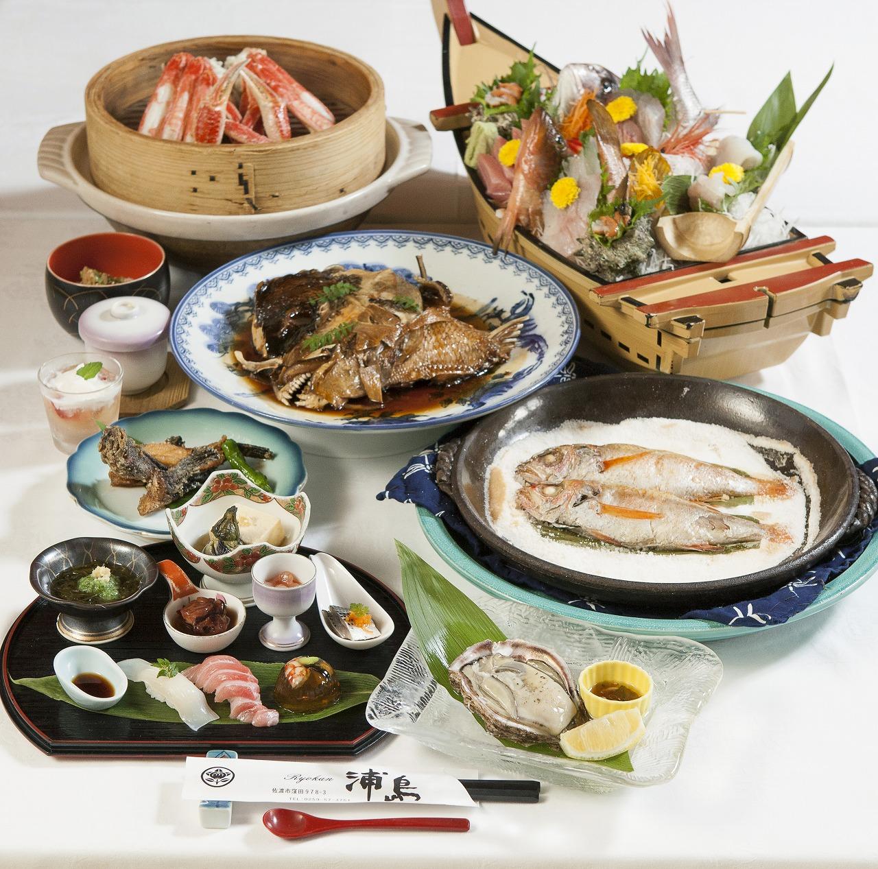 和食夕食(イメージ)