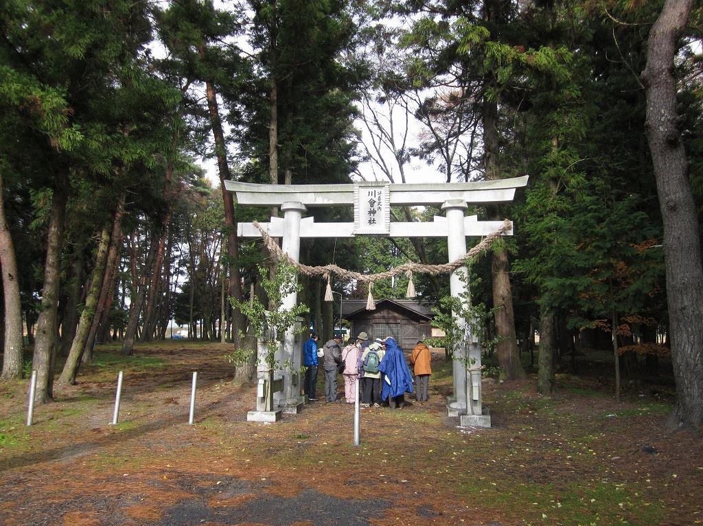 安曇野川會神社