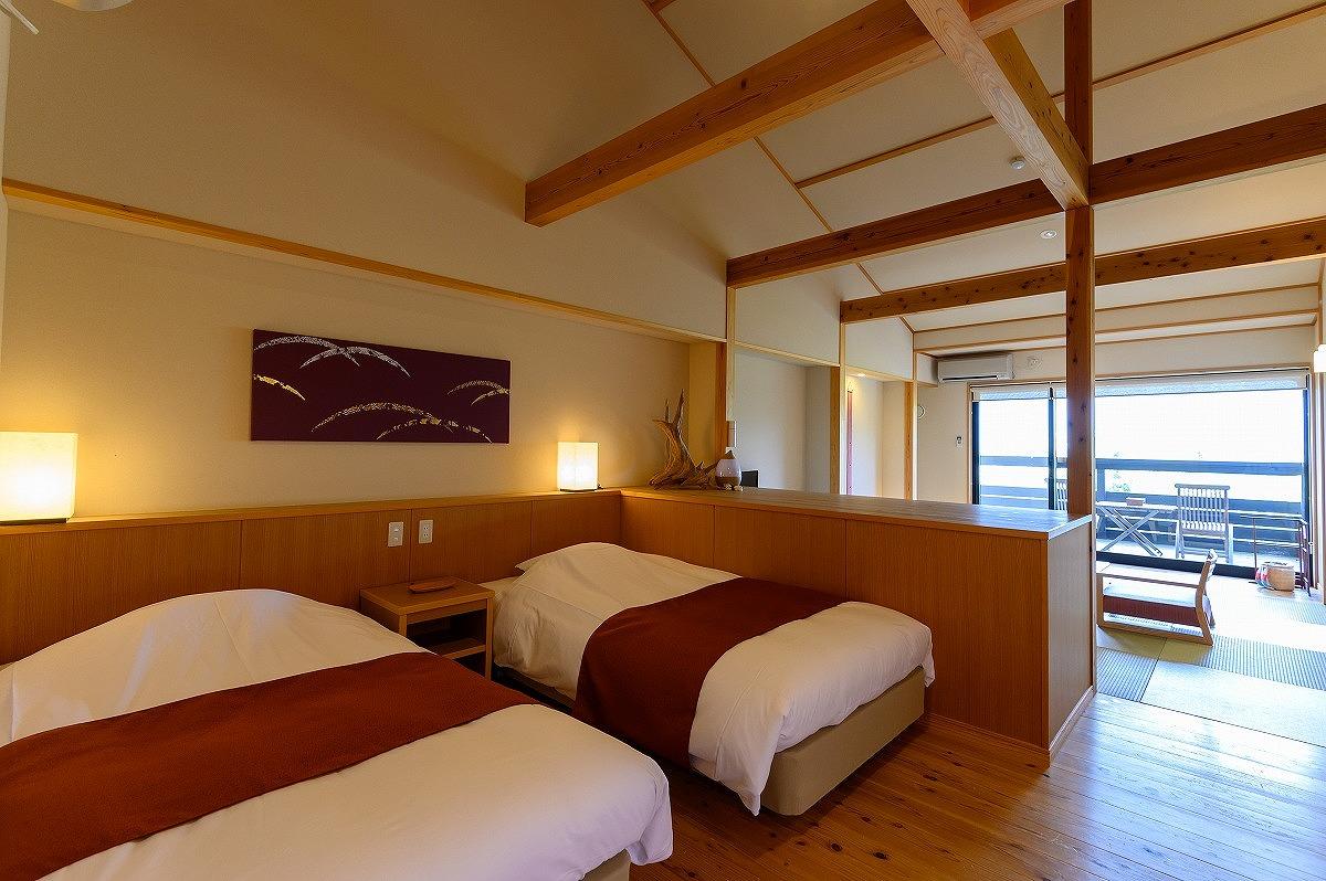 全室スイートの熊野クラブリゾート