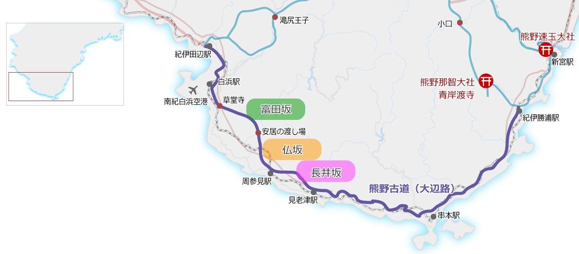 大辺地マップ