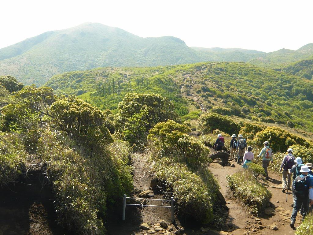 宮崎県最高峰の祖母山