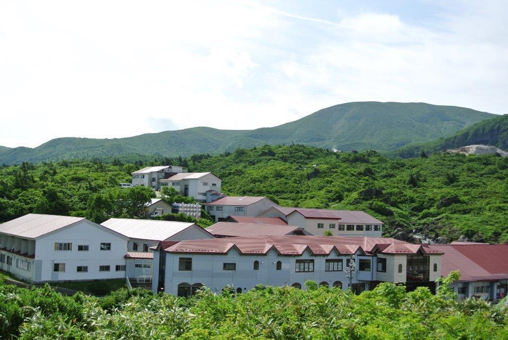 岩手、宮城、秋田の3県にまたがる須川高原温泉