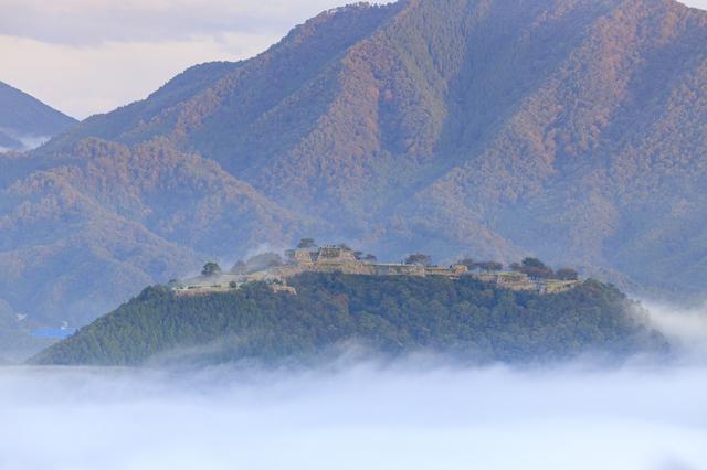 天空の竹田城