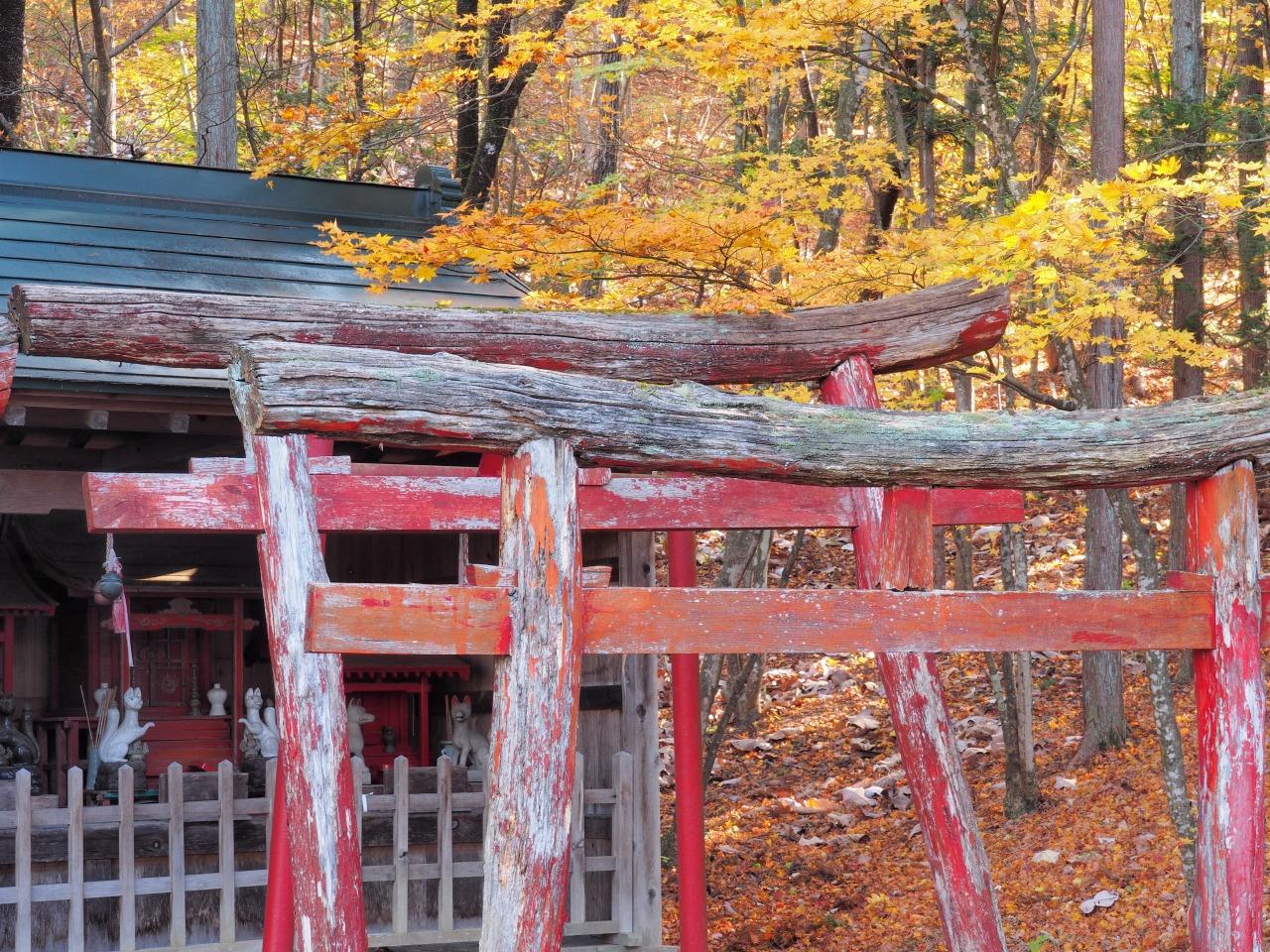 民話・伝説のふるさとと遠野の秋