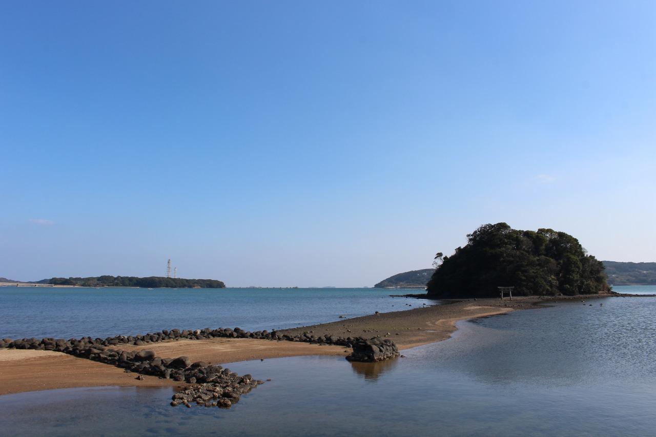 壱岐の小島神社