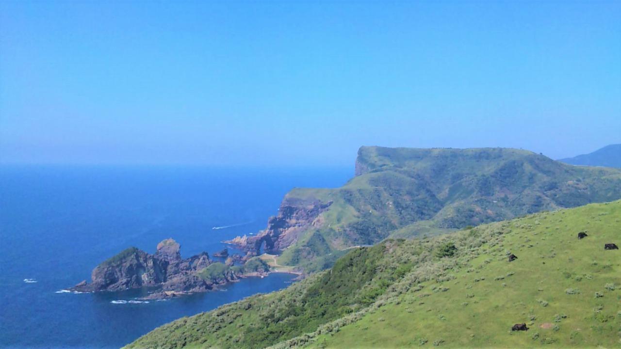 島前・西ノ島の国賀海岸