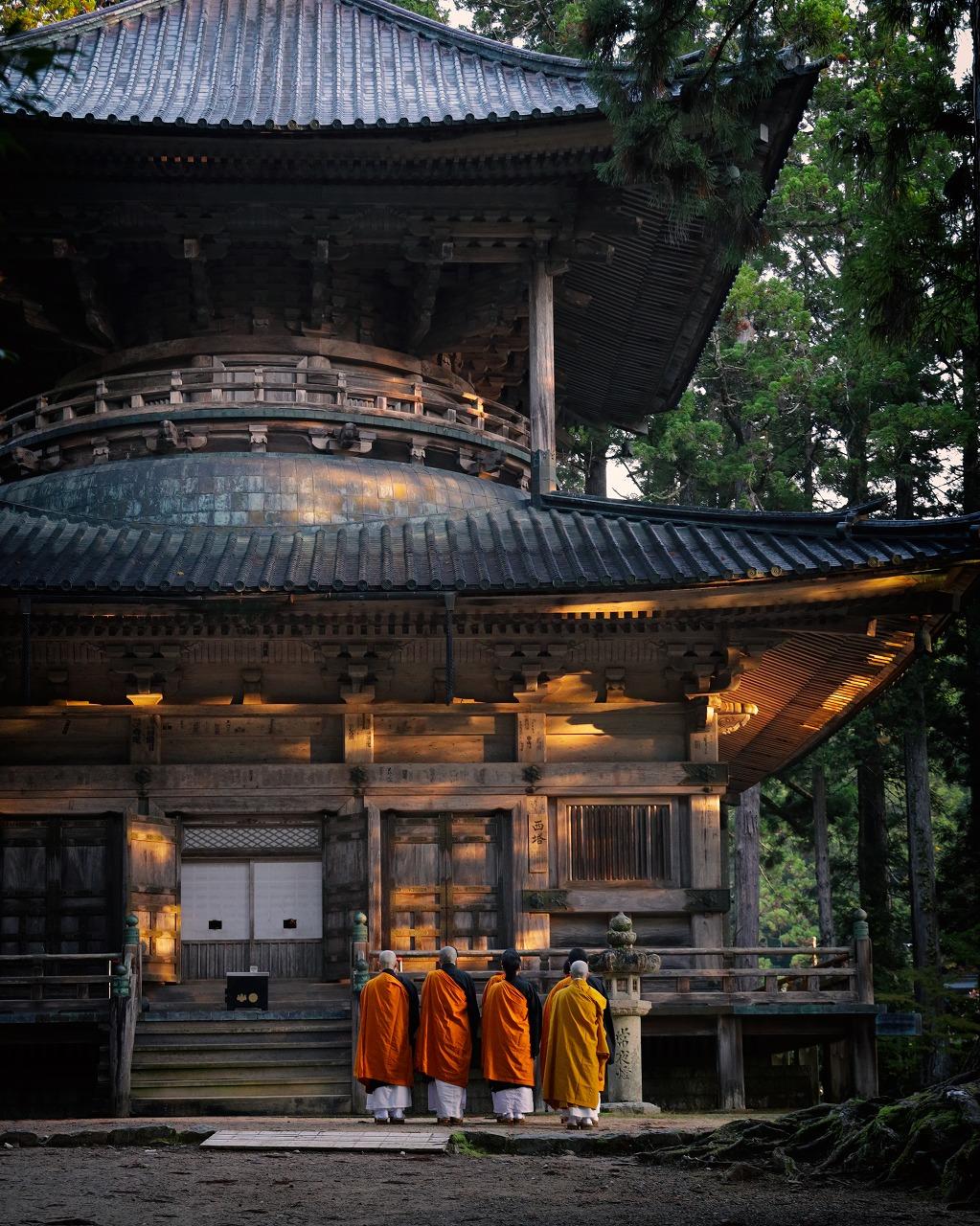 壇上伽藍西塔(Wakayama Tourism Federation)